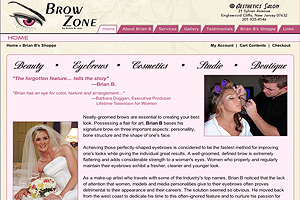 KIARO Computer Solutions Web Development client web site BrowZone