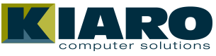KIARO Computer Solutions logo for web development web site